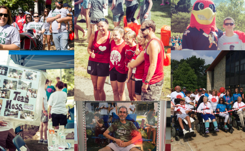 The Johnstown Walk to Defeat ALS® Turns15!