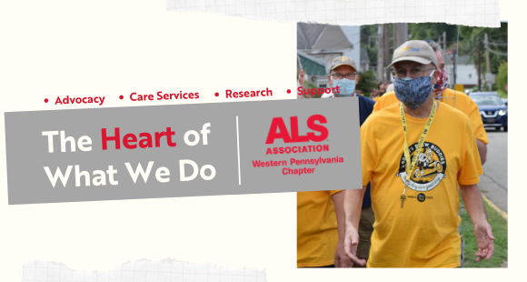 A Letter from Brett Schoenecker on the NEW Living with ALS Support Group